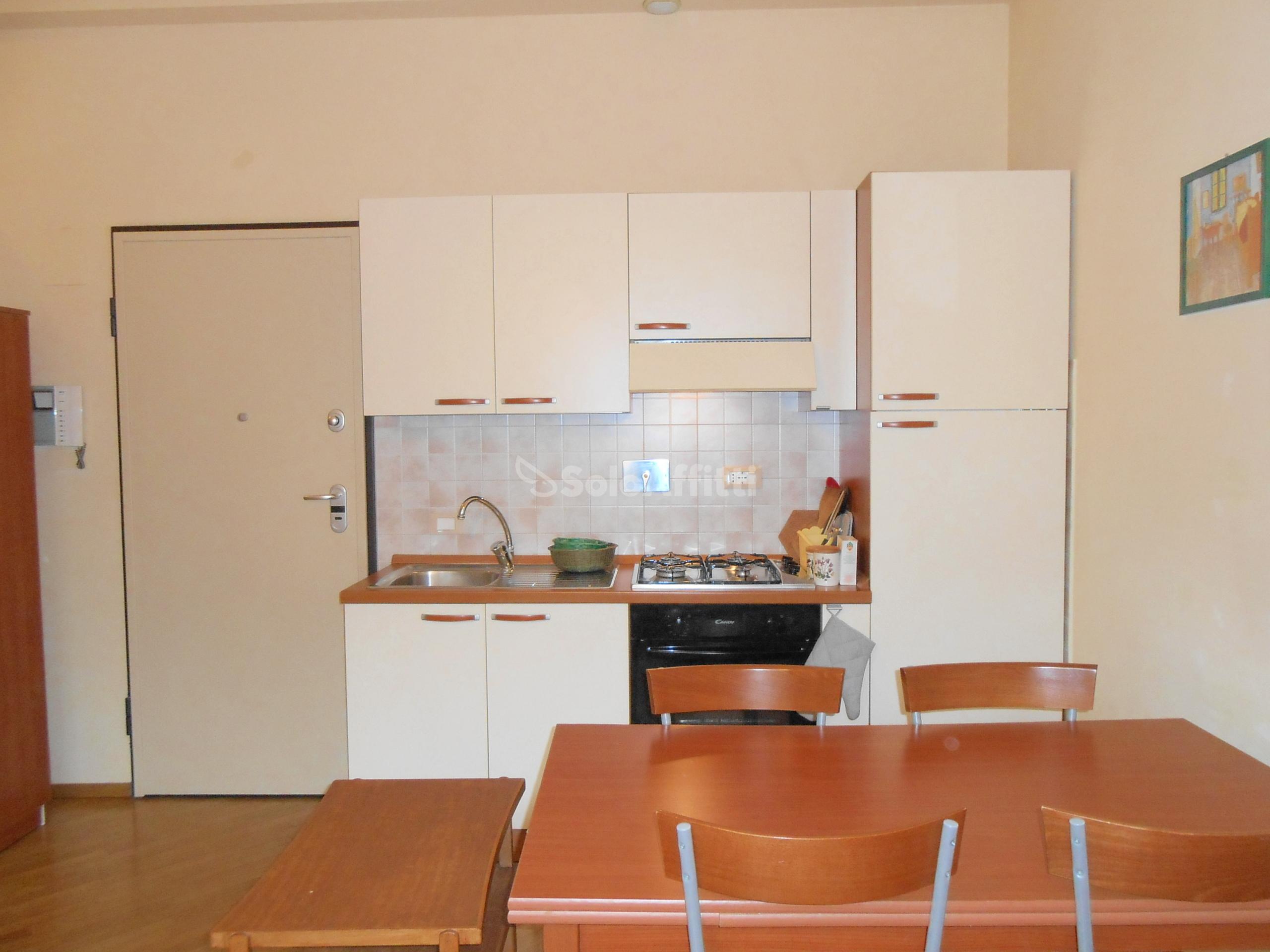 Affitto Appartamento Loft Arredato 40 mq.