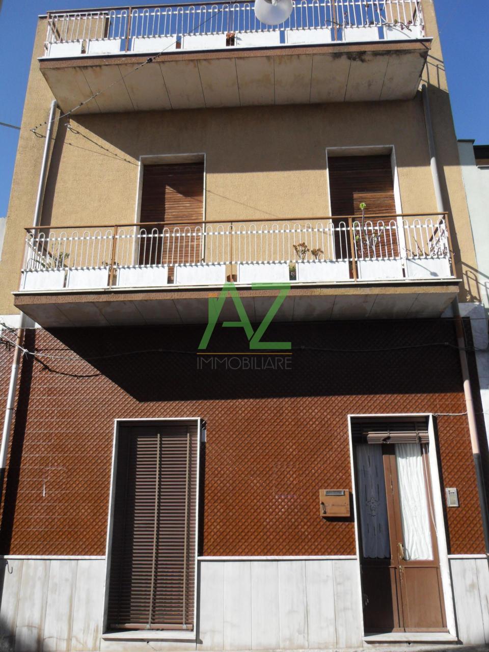 Soluzione Semindipendente in vendita a Santa Maria di Licodia, 3 locali, prezzo € 62.000 | Cambio Casa.it