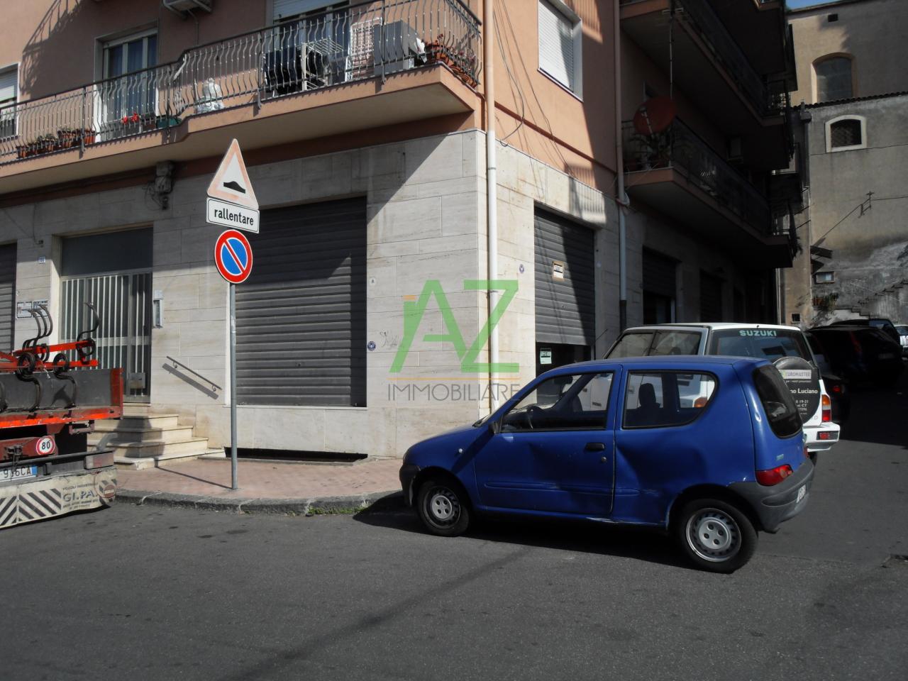Negozio / Locale in affitto a Belpasso, 1 locali, prezzo € 450 | Cambio Casa.it