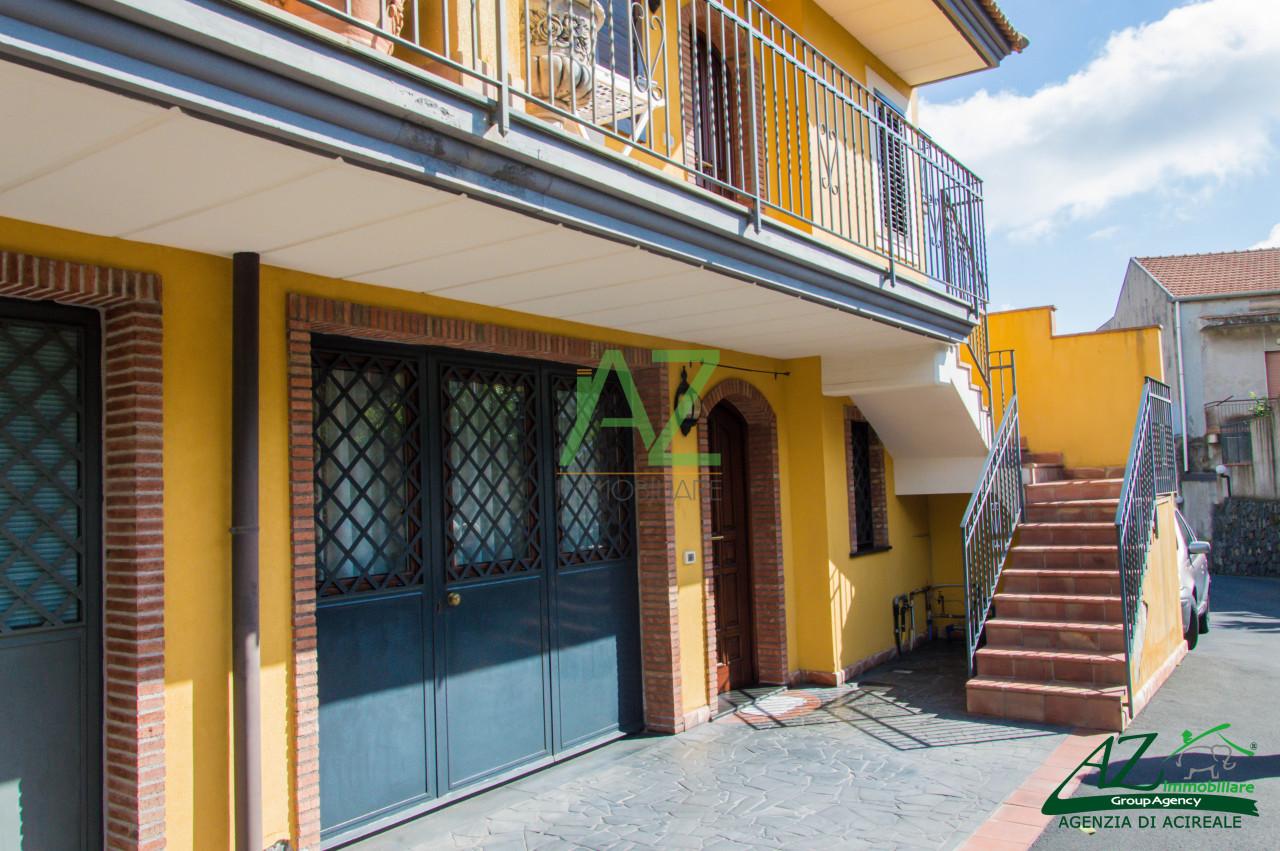 Villa a Schiera in vendita a Aci Bonaccorsi, 6 locali, prezzo € 269.000 | Cambio Casa.it