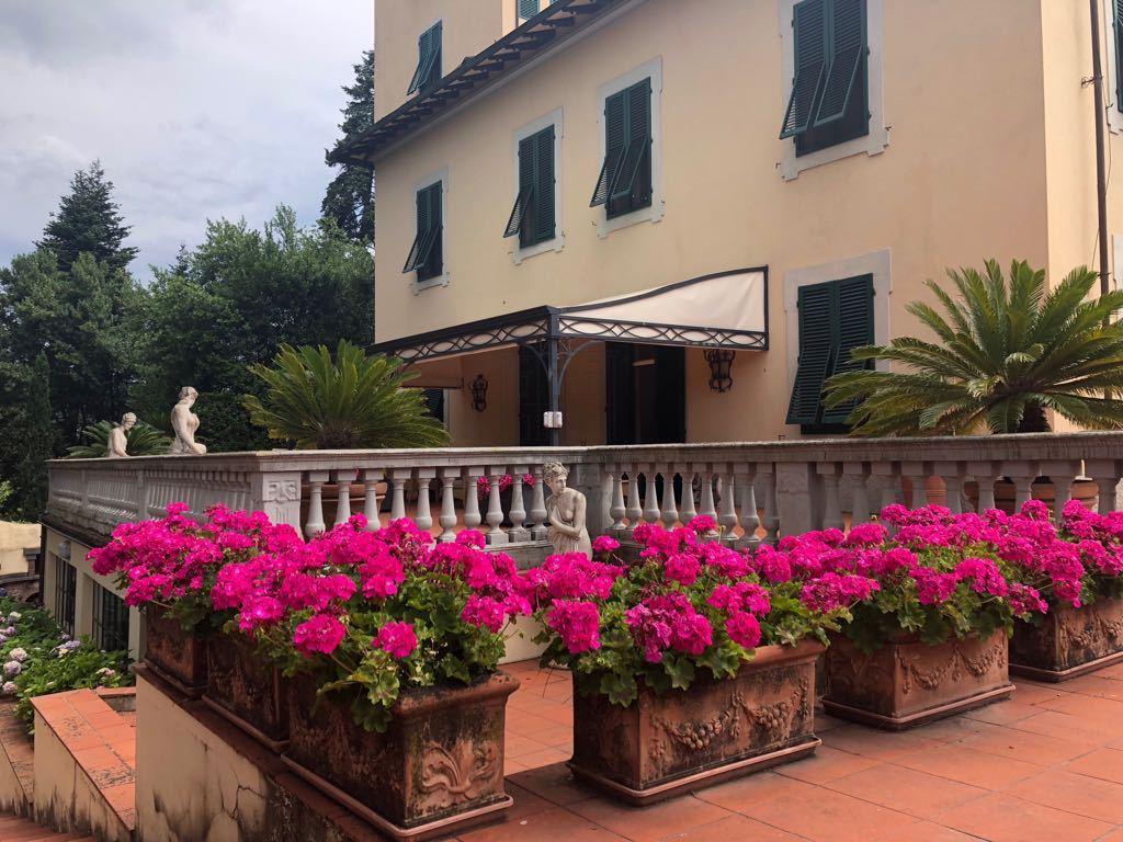 Villa antica Lucca Monte S. Quirico IA02592 img 35