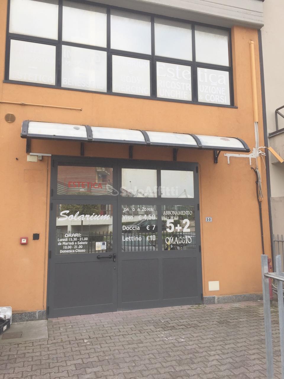 Capannone in affitto a Calusco D'adda (BG)