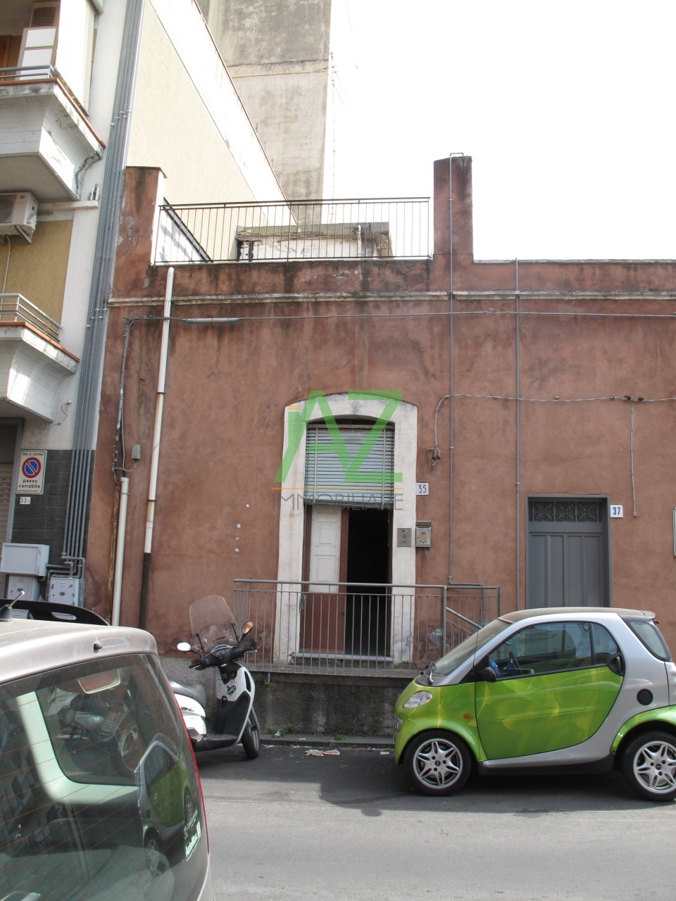 Soluzione Indipendente in vendita a Catania, 3 locali, prezzo € 92.000 | Cambio Casa.it