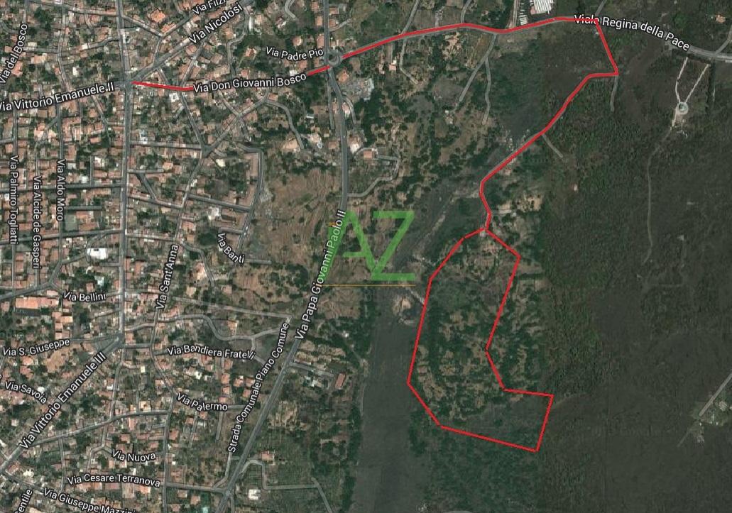 Terreno Agricolo in vendita a Belpasso, 9999 locali, prezzo € 30.000 | Cambio Casa.it