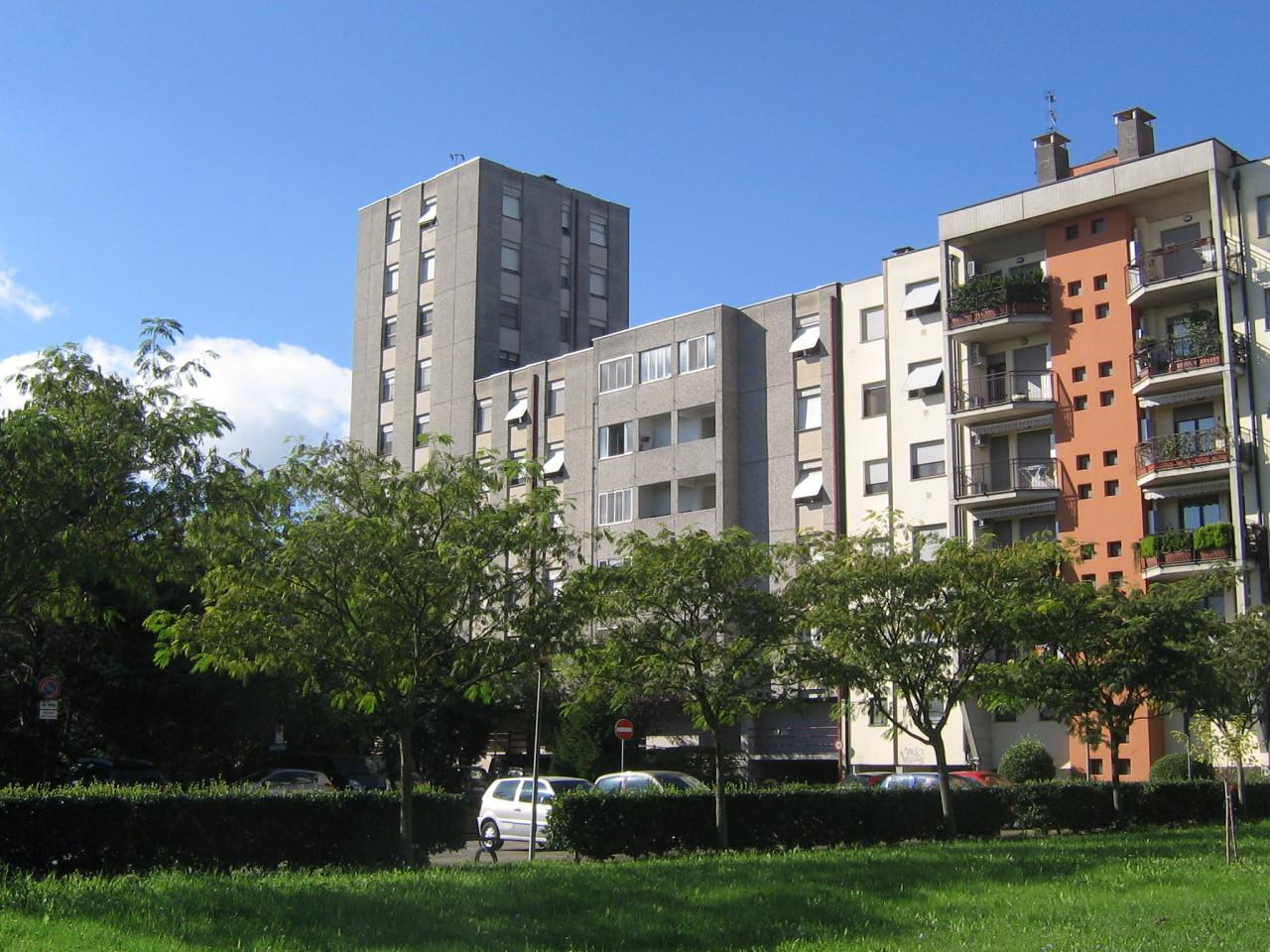 Bilocale Parma Piazza Mozzoni 15 4