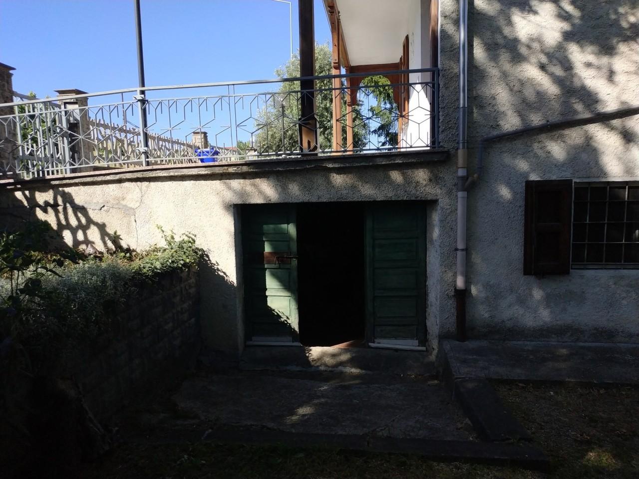 Ingresso Deposito / Garage