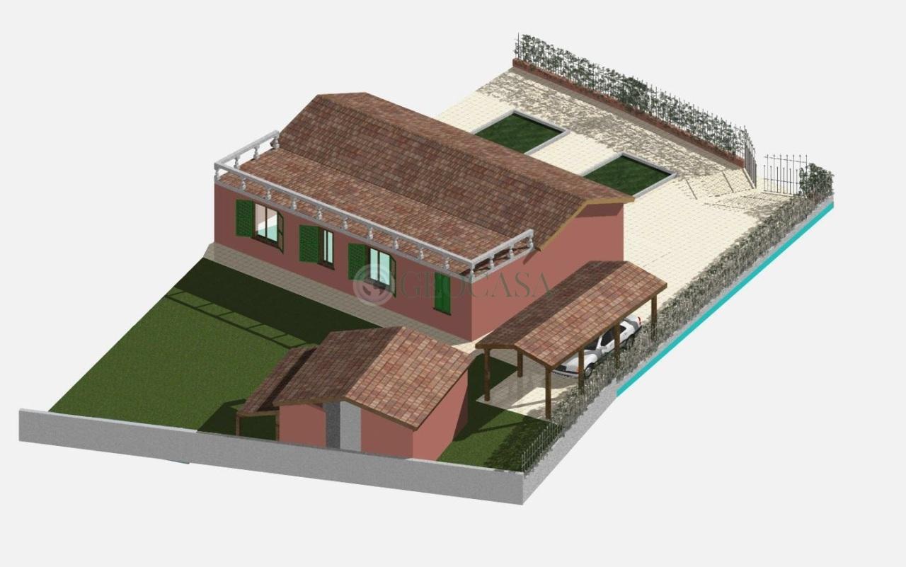 Soluzione Indipendente in vendita a Vezzano Ligure, 4 locali, prezzo € 240.000 | Cambio Casa.it