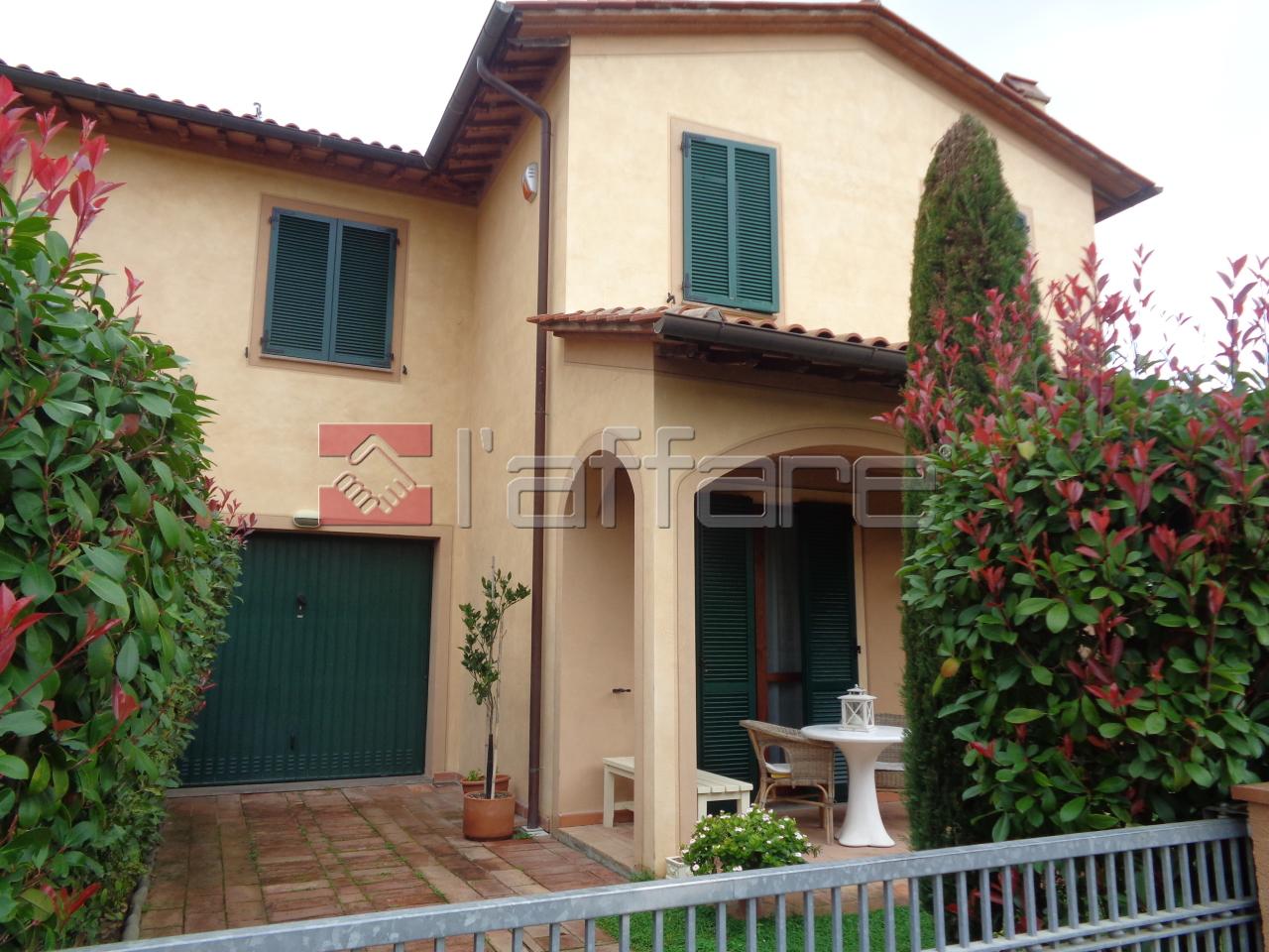 Villa a Schiera in Vendita a Capannoli