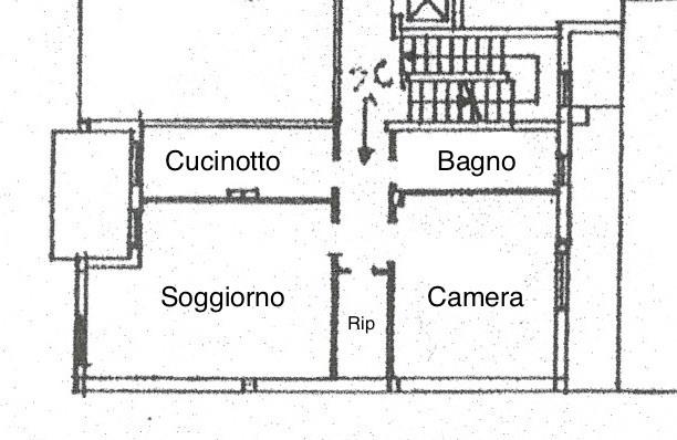 Bilocale Novara Via Andrea Costa Sn 11