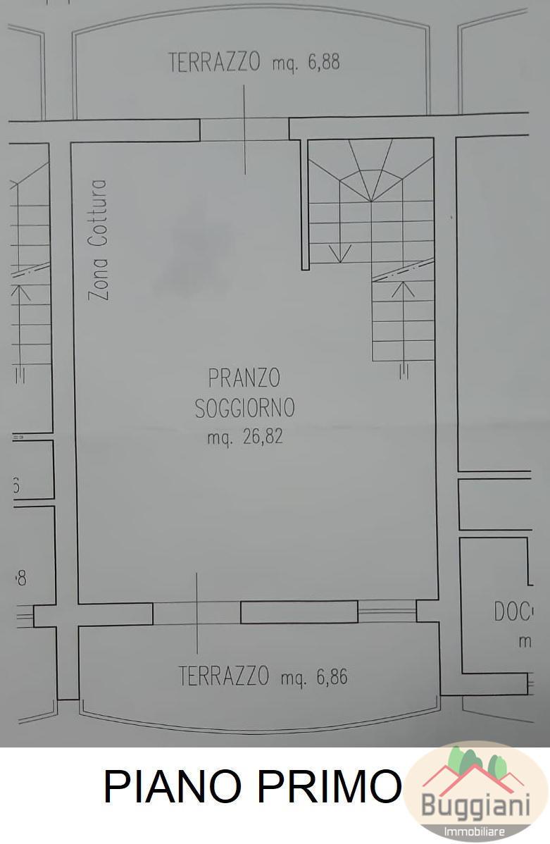 Terratetto in vendita RIF. 2385, San Miniato (PI)