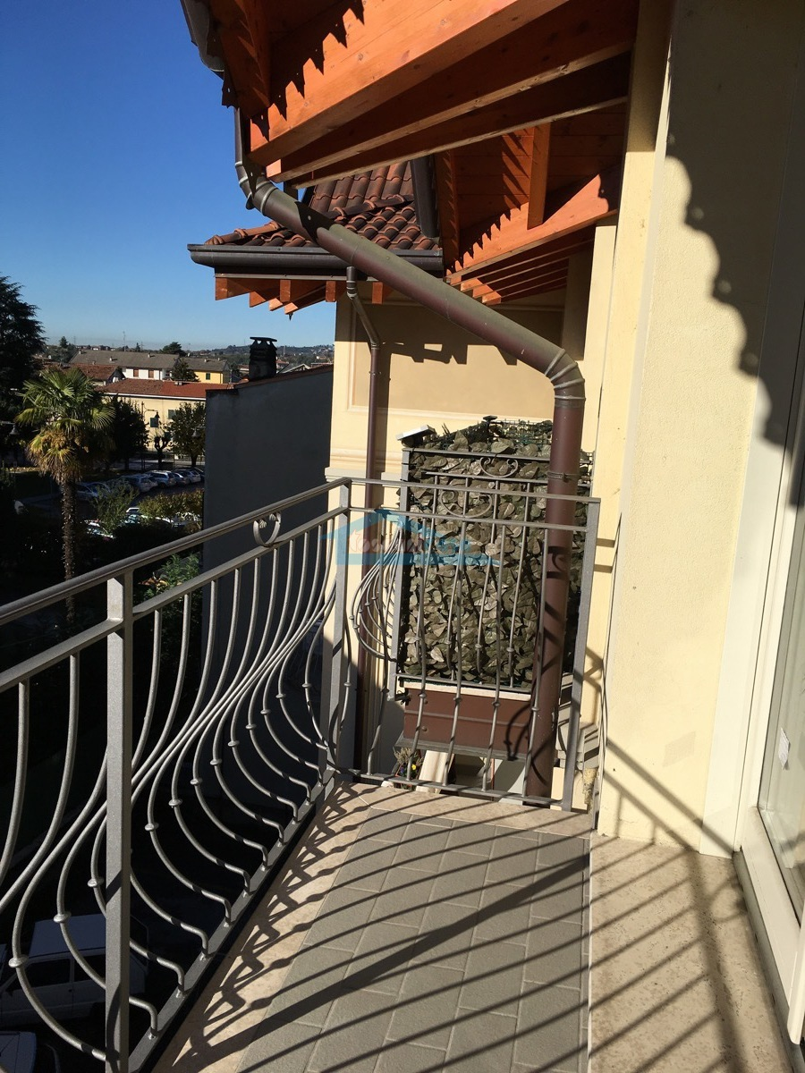 Balcone Appartamento  a Capriolo
