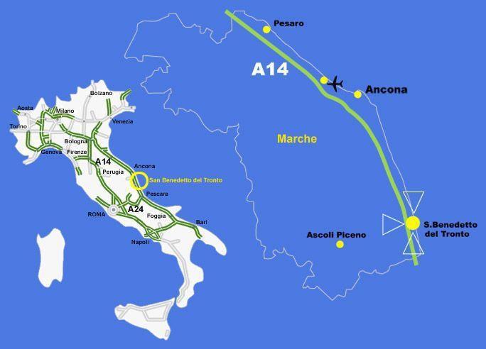 Bilocale San Benedetto del Tronto Isola Pedonale 7