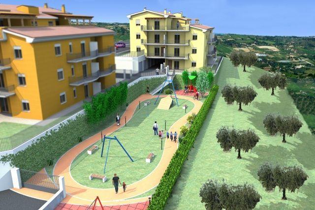 Bilocale Acquaviva Picena Collina 4