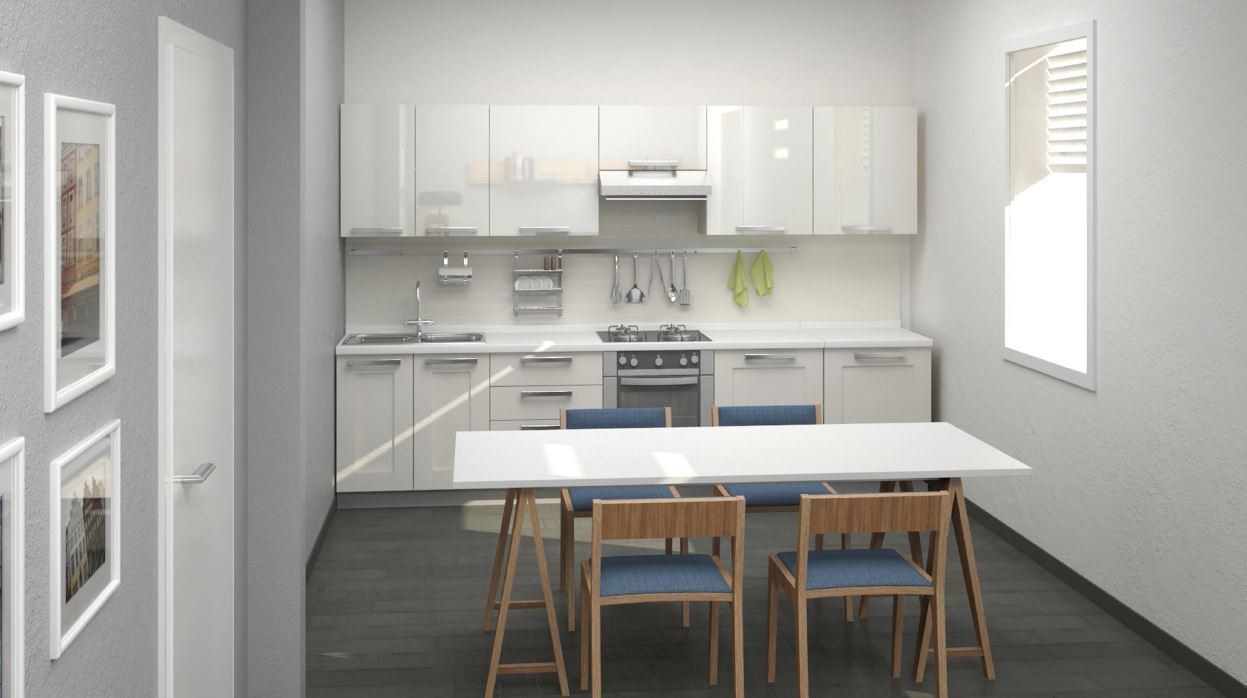 Appartamento in vendita a Azzano Mella, 3 locali, prezzo € 155.000 | Cambio Casa.it