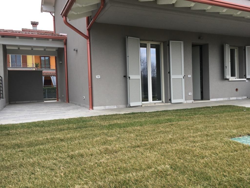 Appartamento in vendita a Azzano Mella, 4 locali, prezzo € 165.000 | Cambio Casa.it
