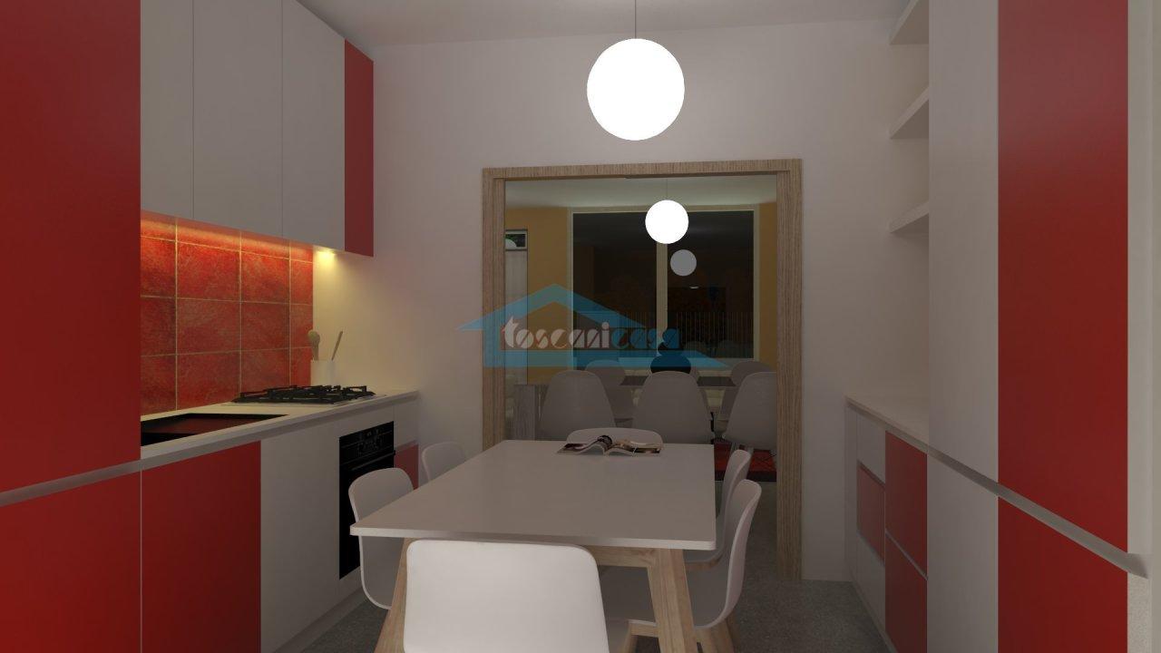 Cucina 2 Villa a schiera  a Erbusco