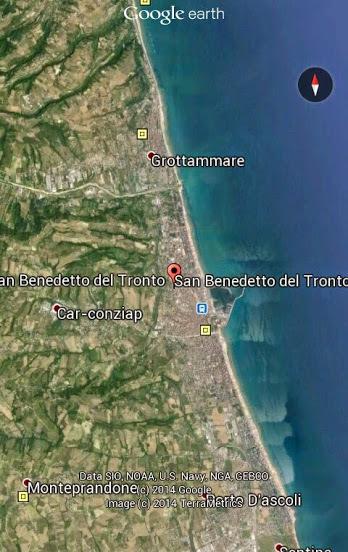 Bilocale San Benedetto del Tronto Via Toti 6