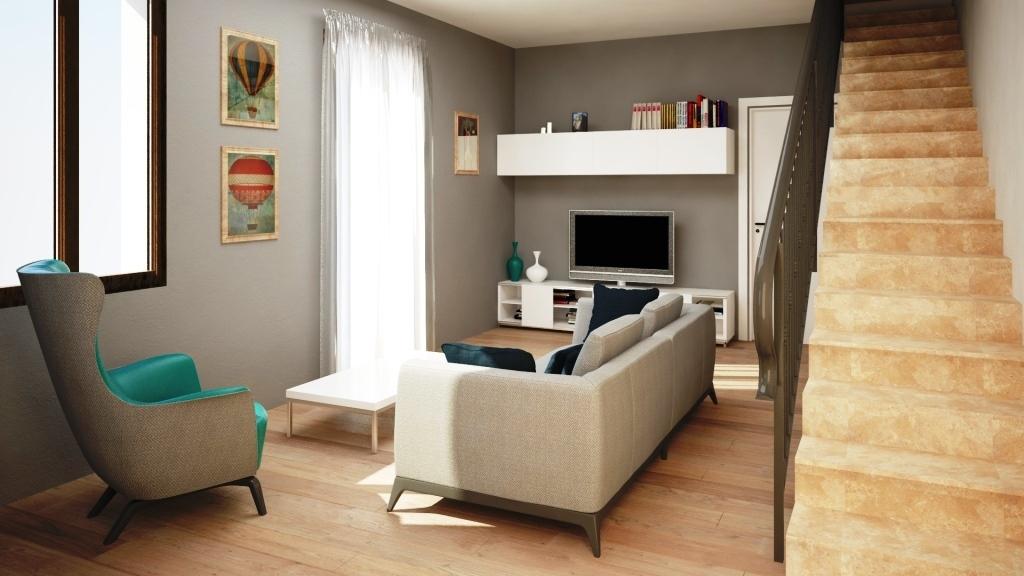 Appartamento in vendita a Bolgare, 5 locali, prezzo € 120.388 | Cambio Casa.it