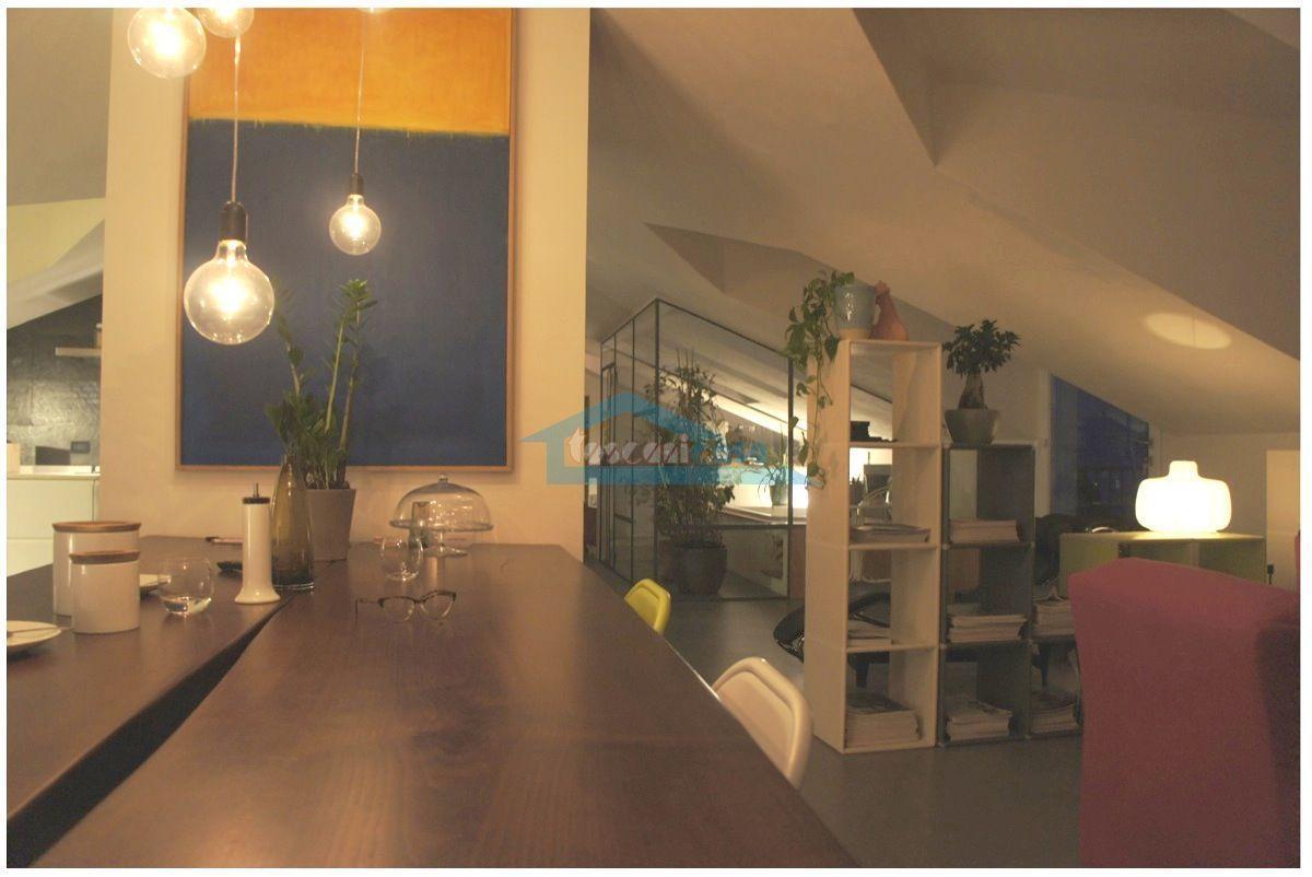 Zona pranzo Appartamento  a Erbusco