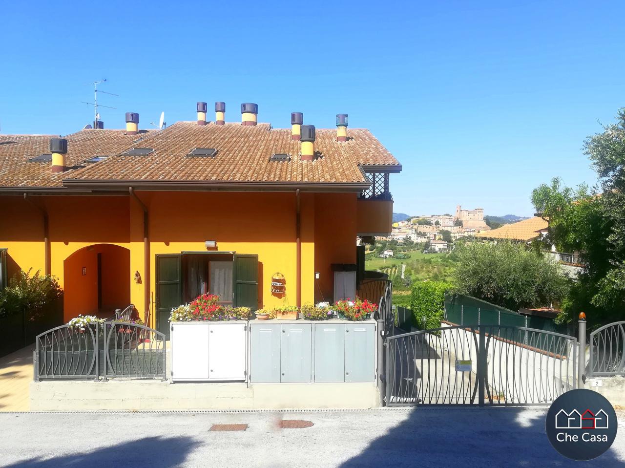 vendita appartamento longiano   157000 euro  3 locali  87 mq