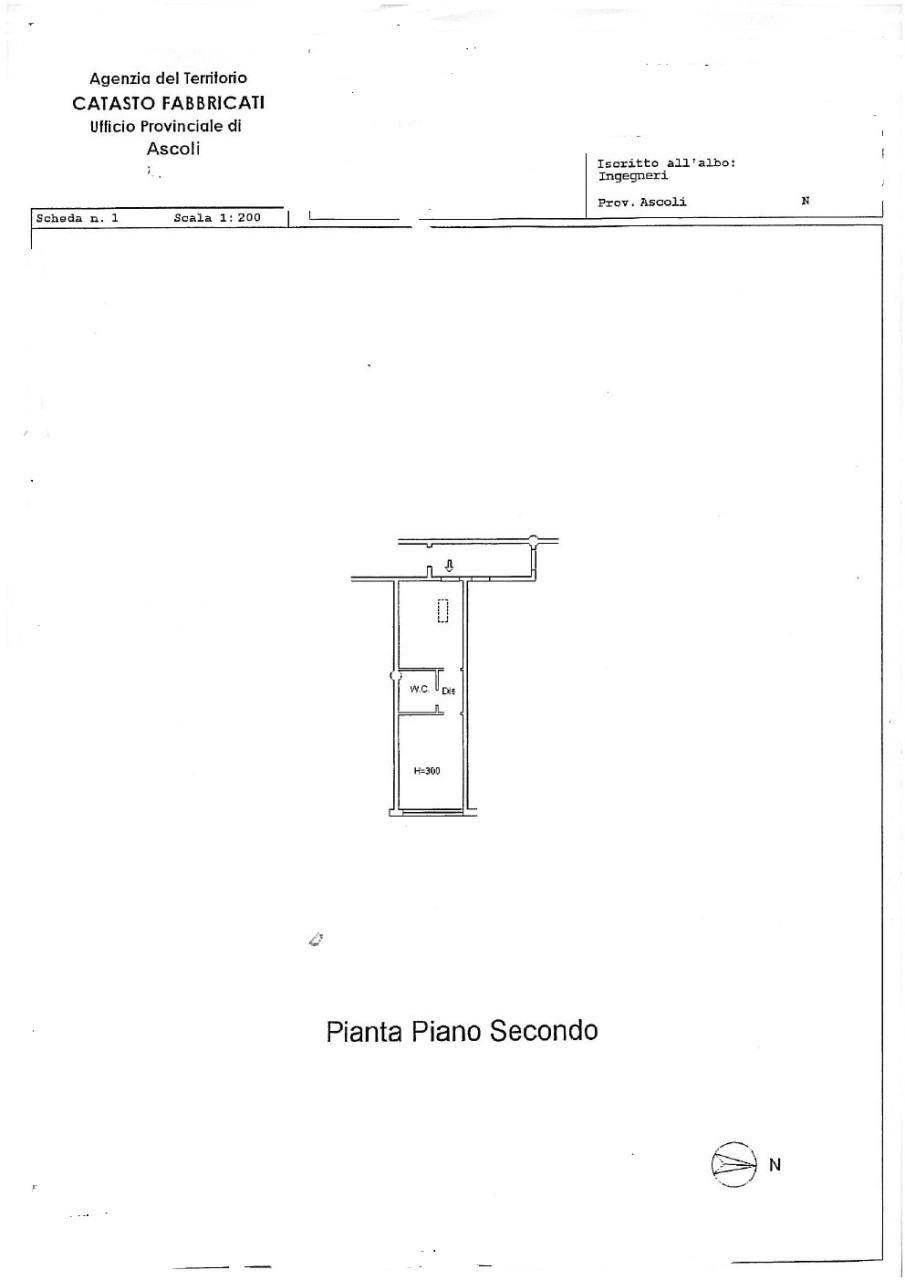 Bilocale San Benedetto del Tronto Via Toti 5