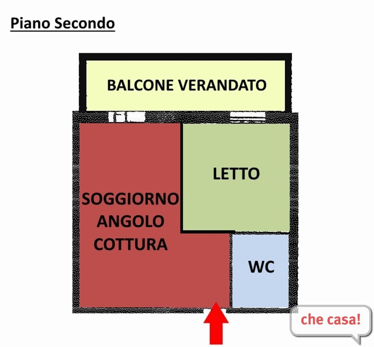 Bilocale Cesena Via Grazia Deledda 70 2