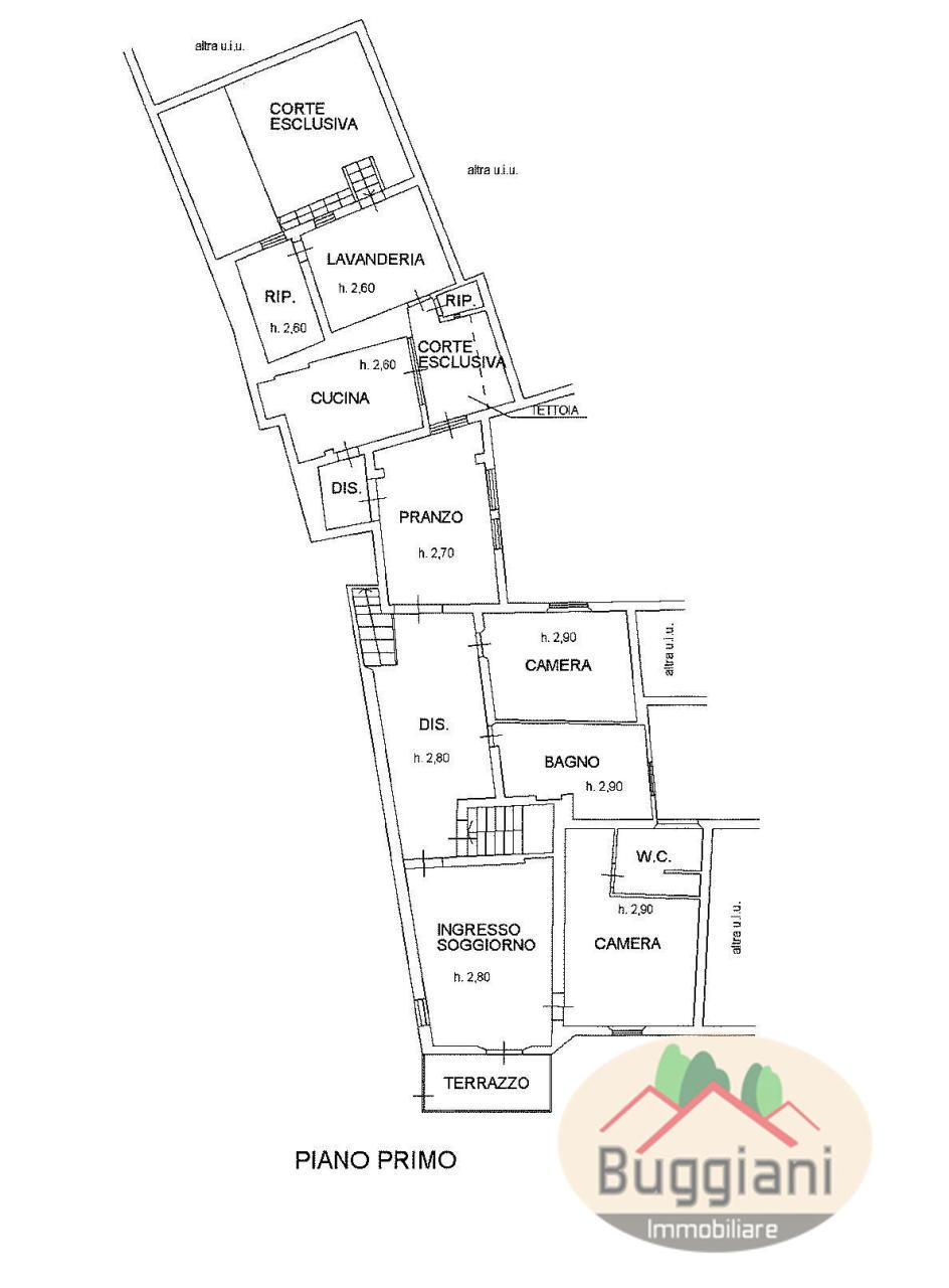 Appartamento in vendita RIF. 2377, Fucecchio (FI)