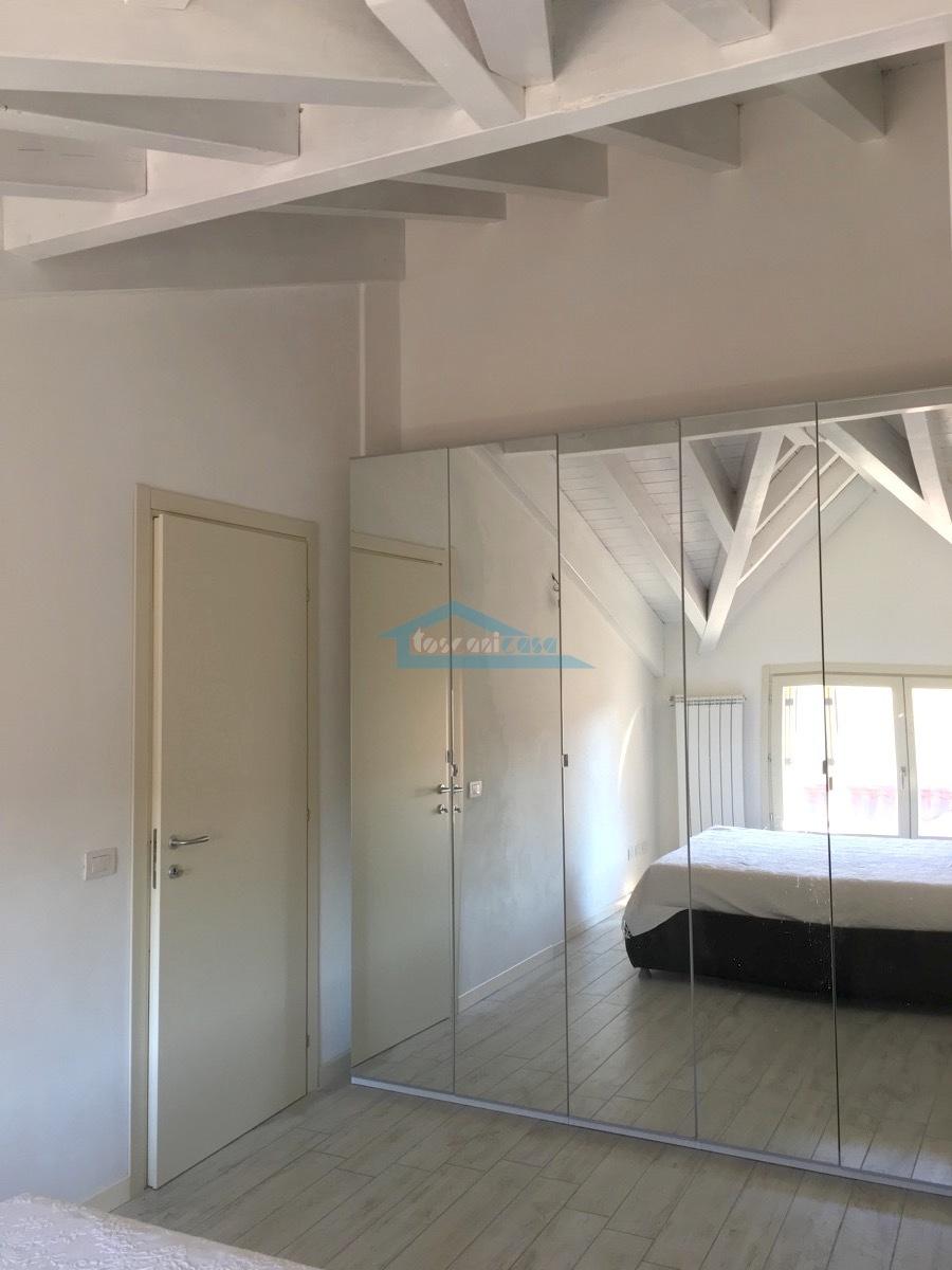 Camera controcampo Appartamento  a Capriolo