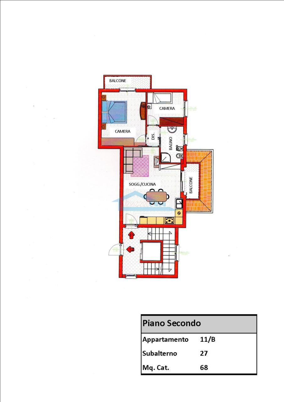 Trilo 11B 2P Appartamento  a Capriolo