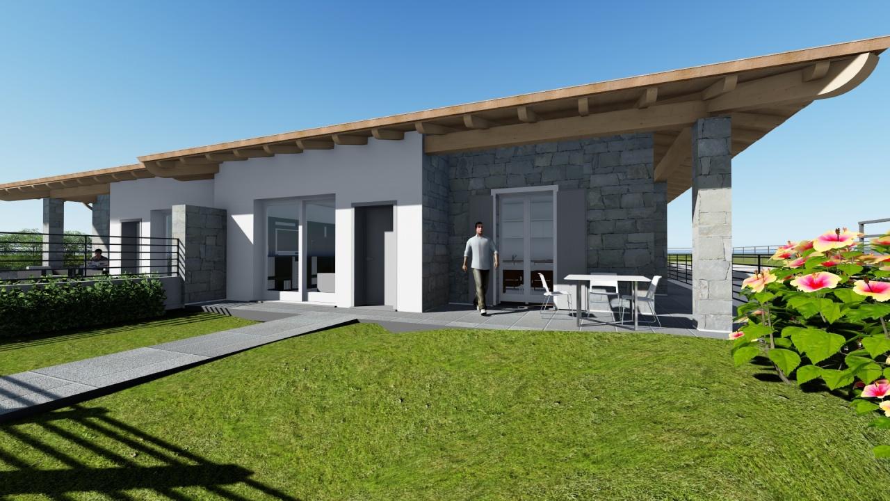 Soluzione Indipendente in vendita a Coccaglio, 5 locali, prezzo € 370.000 | Cambio Casa.it