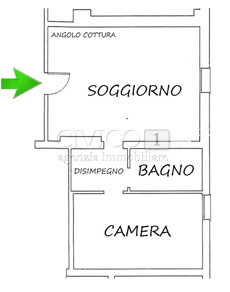 Bilocale Stanghella Via Canaletta Superiore 10