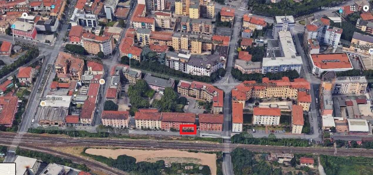 Bilocale Brescia Via Francesco Carini 10 5