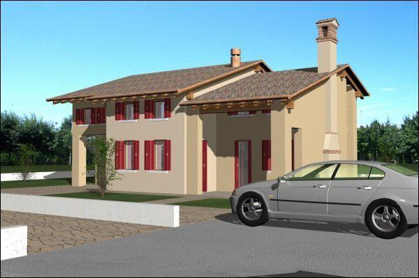 Soluzione Indipendente in vendita a San Martino di Lupari, 5 locali, prezzo € 420.000 | Cambio Casa.it