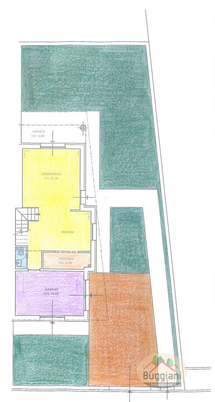 Terratetto in vendita RIF. 1675, San Miniato (PI)