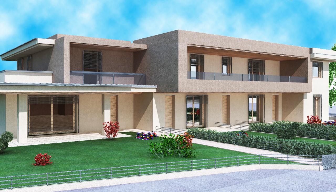 Appartamento in vendita a Palazzolo sull'Oglio, 3 locali, prezzo € 265.000 | Cambio Casa.it