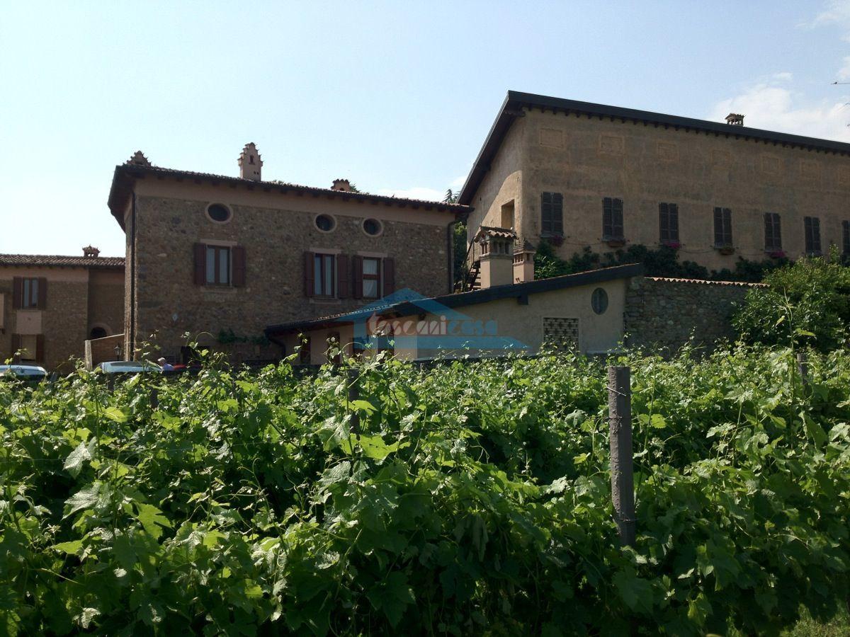 Appartamento Mansarda a Cazzago San Martino