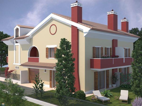 Soluzione Indipendente in vendita a Vigodarzere, 9999 locali, prezzo € 360.000 | CambioCasa.it
