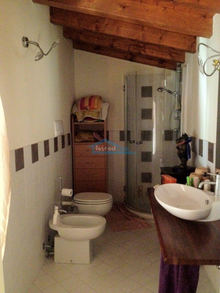 Bagno in mansarda Appartamento  a Cazzago San Martino