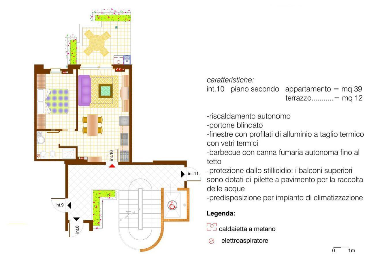 Bilocale San Benedetto del Tronto Sentina 3