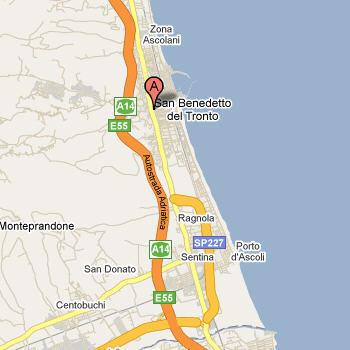Bilocale San Benedetto del Tronto Zona Conad 6