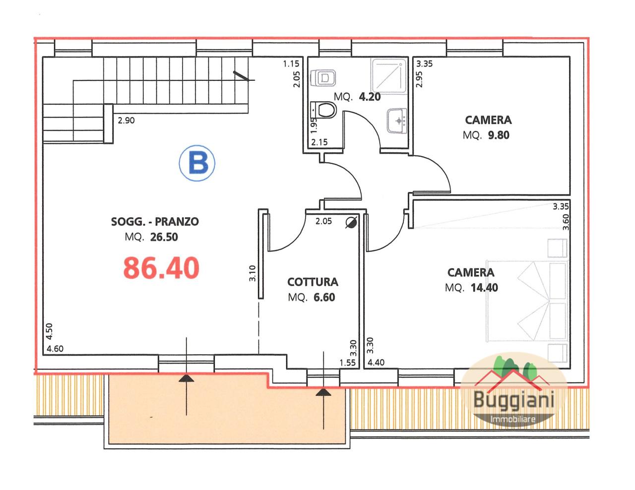 Appartamento in vendita RIF. 2118, San Miniato (PI)