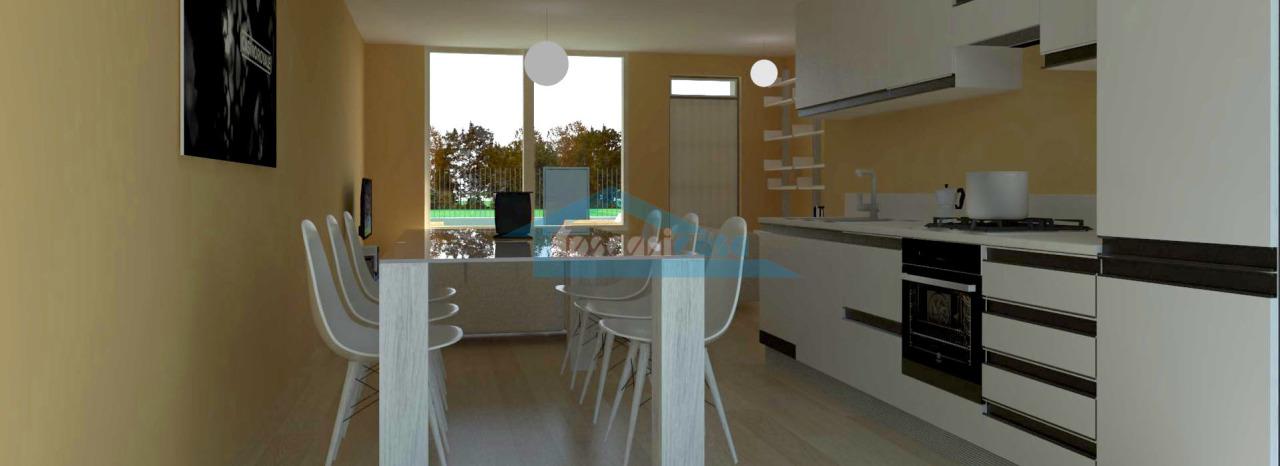 Cucina 1 Villa a schiera  a Erbusco