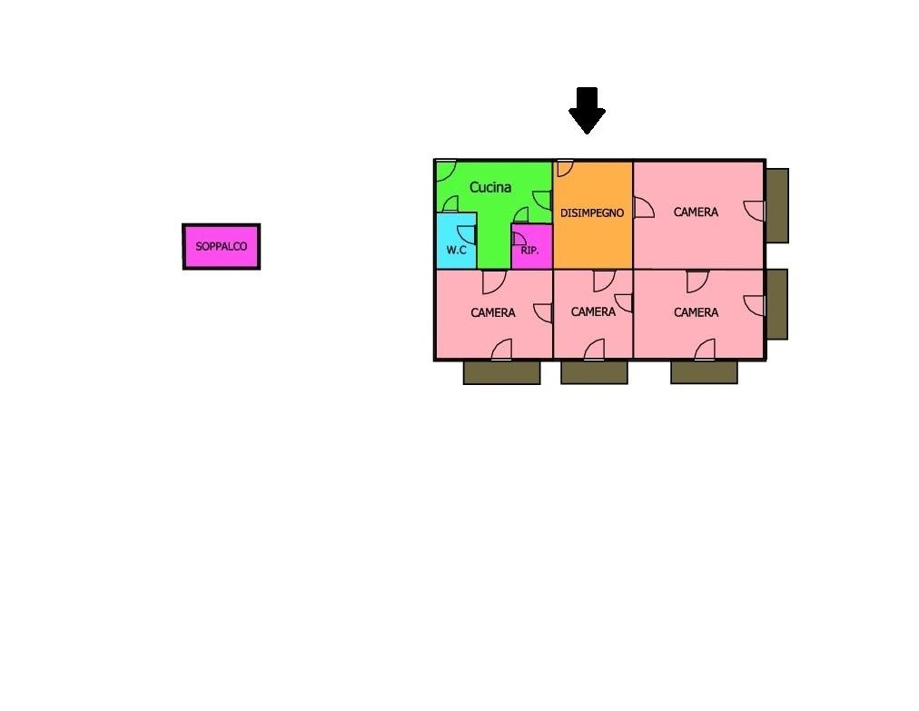 Appartamenti e Attici PALERMO vendita  ROMA/GARIBALDI  ERREBICASA Immobiliare Rossella Borzellieri di Rosalia Borzellieri