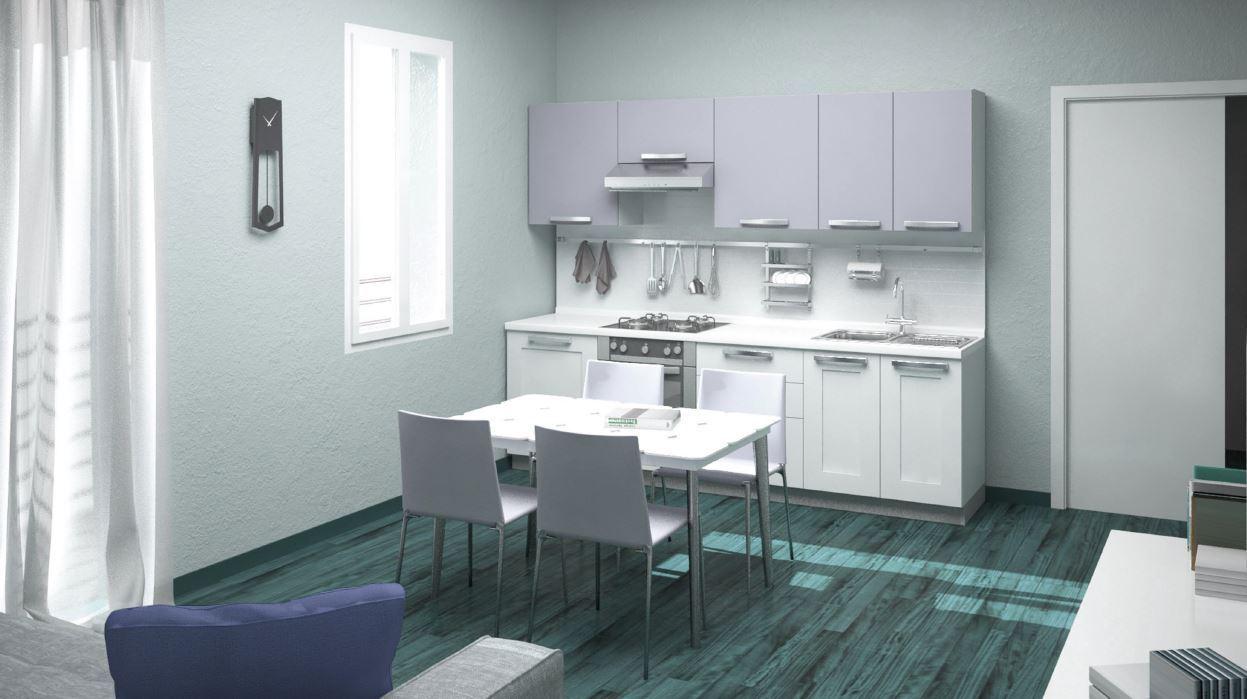 Appartamento in vendita a Azzano Mella, 2 locali, prezzo € 79.000 | Cambio Casa.it