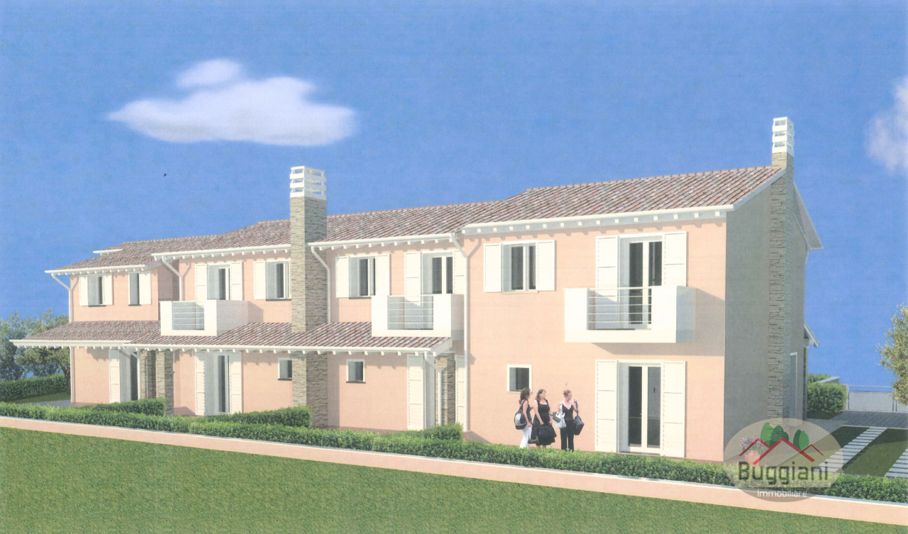 Terratetto in vendita RIF. 1701-3, San Miniato (PI)