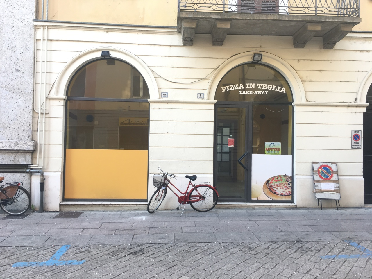 Negozio / Locale in affitto a Chiari, 1 locali, prezzo € 600 | Cambio Casa.it
