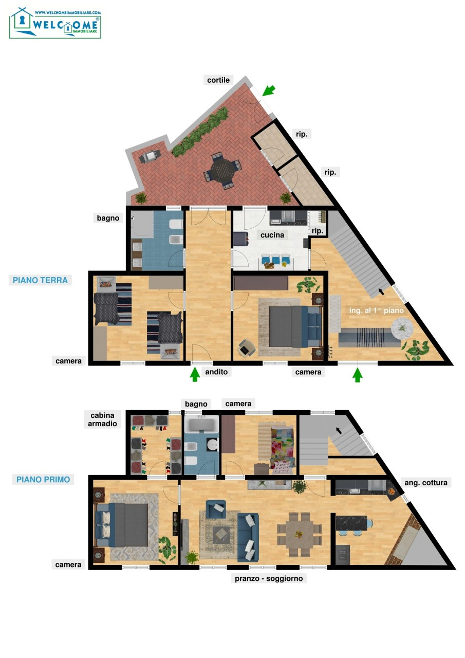 Casa indipendente in vendita a Quartucciu (CA)
