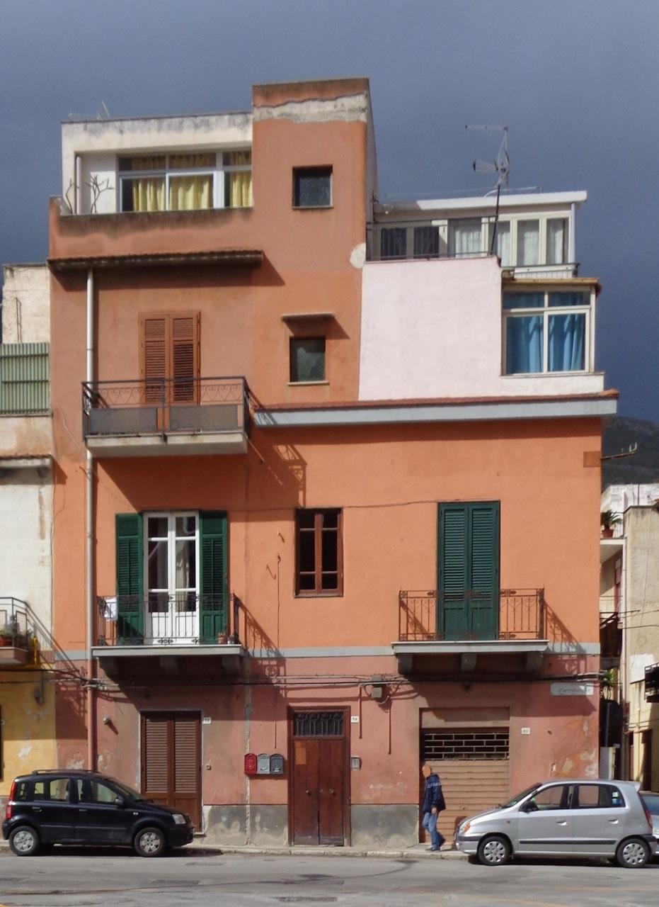 Bilocale Palermo Via Sferracavallo 1
