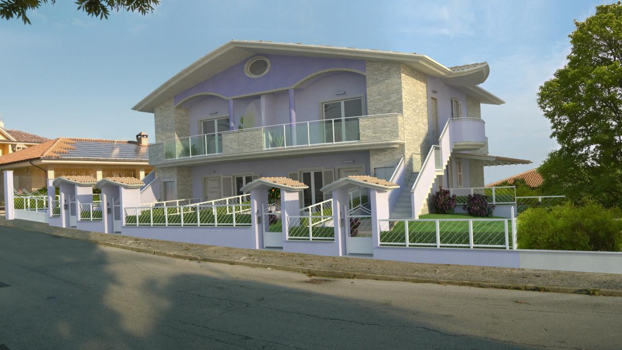 Appartamento in vendita a Monsampolo del Tronto, 3 locali, prezzo € 185.000 | CambioCasa.it