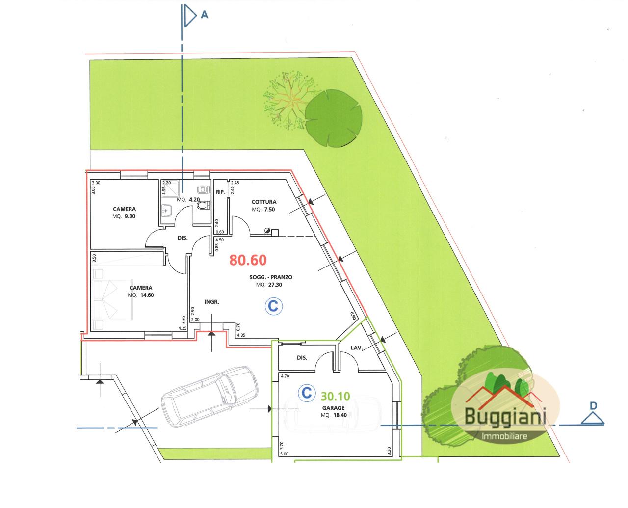 Appartamento in vendita RIF. 2119, San Miniato (PI)